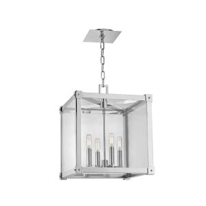 Forsyth - Four Light Pendant - 16.25 Inches Wide by 20.5 Inches High