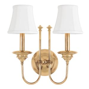 Yorktown Collection - Two Light Wall Sconce