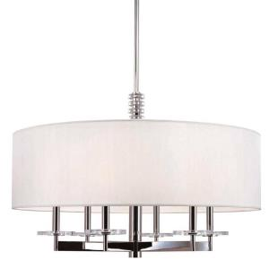 Chelsea - Six Light Pendant - 30 Inches Wide
