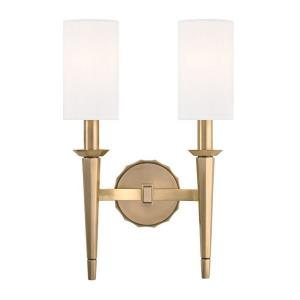 Tioga - Two Light Wall Sconce