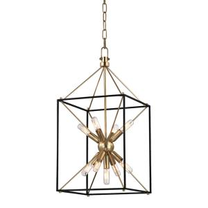 Glendale - Nine Light Pendant