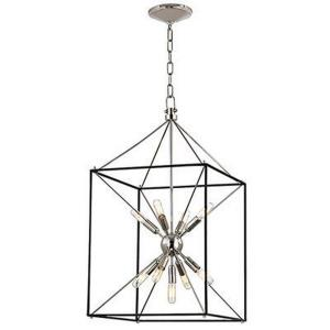 Glendale - Nine Light Pendant - 16.25 Inches Wide by 30 Inches High
