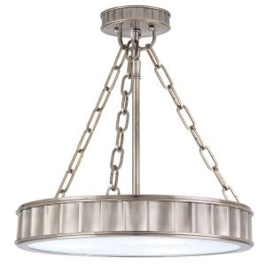 Middlebury - Three Light Pendant - 15.5 Inches Wide by 16.75 Inches High