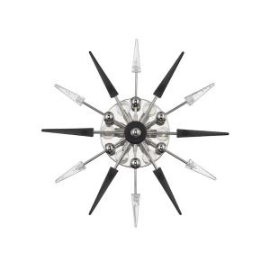 Sparta - Six Light Wall Sconce in Modern Style - 25.25 Inches Wide by 25.25 Inches High