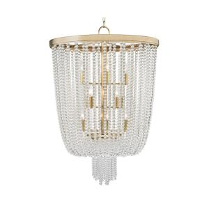 Royalton - Twelve Light Pendant - 26 Inches Wide by 37.5 Inches High