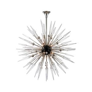 Sparta - Eighteen Light Chandelier - 48 Inches Wide by 48 Inches High