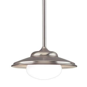Independence - One Light Pendant - 16 Inches Wide by 10.75 Inches High