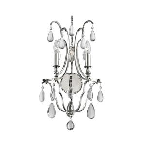 Crawford - Two Light Wall Sconce