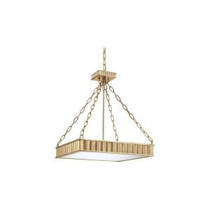 Middlebury - Five Light Pendant - 20.25 Inches Wide by 22.25 Inches High