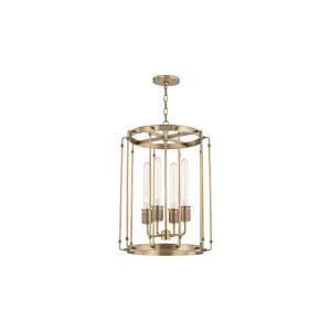 Hyde Park 4-Light Pendant - 16.25 Inches Wide by 24 Inches High