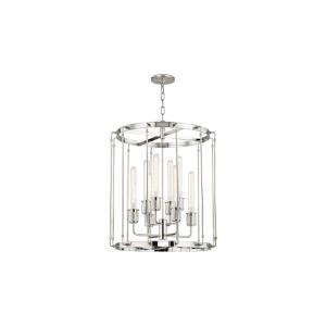 Hyde Park 8-Light Pendant - 22 Inches Wide by 26.5 Inches High