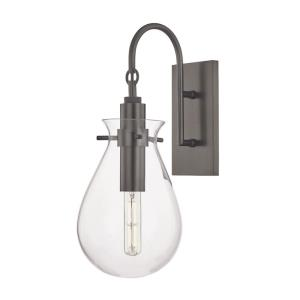 Ivy - 4W 1 LED Wall Sconce - 7.5 Inches Wide by 18 Inches High