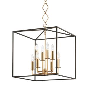 Richie - 8 Light Pendant - 18 Inches Wide by 32.5 Inches High