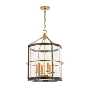 Ren - 6 Light Pendant - 17.5 Inches Wide by 25.25 Inches High