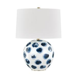 Blue Point - One Light Table Lamp