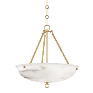 Somerset - 3 Light Pendant