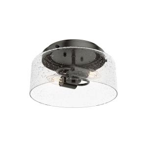 Hartland - Two Light Cylinder Flush Mount