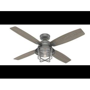 "Port Royale - 52"" Ceiling Fan with Light Kit"