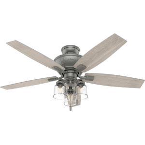 Highdale - 52 Inch Ceiling Fan with Light Kit