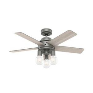 Hardwick - 44 Inch Ceiling Fan with Light Kit and Remote Control