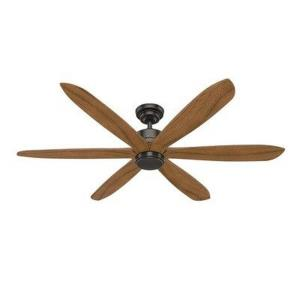 Rhinebeck-Ceiling Fan with Wall Control in Casual Style-58 Inches Wide by 13.64 Inches High