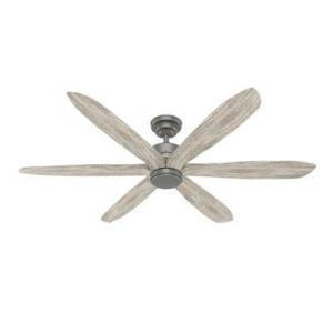 Rhinebeck - 58 Inch Ceiling Fan with Wall Control
