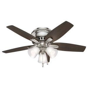 Newsome - 42 Inch Ceiling Fan with Light Kit