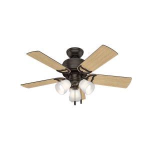 "Prim - 42"" Ceiling Fan with Light kit"