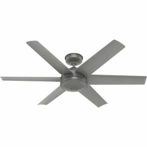 Jetty WeatherMax - 52 Inch 6 Blade Ceiling Fan and Wall Control