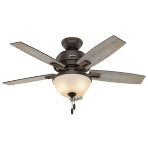 Donegan - 44 Inch Ceiling Fan with Kit