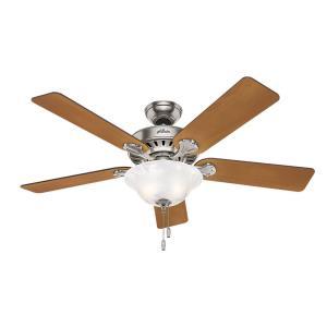 Buchanan - 52 Inch Ceiling Fan with Light Kit