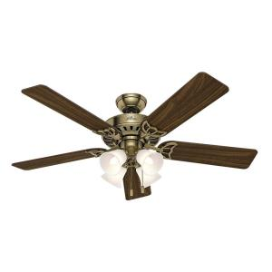 The Studio Series - 52 Inch Ceiling Fan