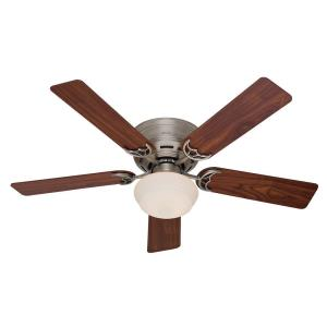 Low Profile III Plus-Ceiling Fan-52 Inches Wide by 9.31 Inches High