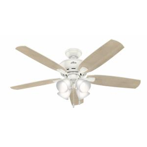 """Amberlin 52"""" Ceiling Fan with LED Light and Pull Chain"""
