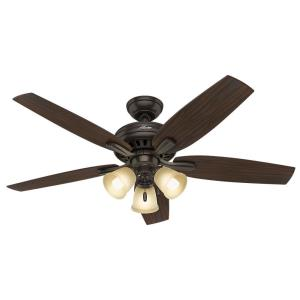 Newsome - 52 Inch Ceiling Fan with Kit