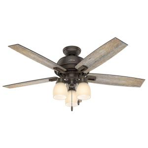 Donegan - 52 Inch Ceiling Fan with Kit