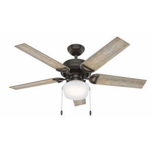 "Viola - 52"" Ceiling Fan with Light Kit"