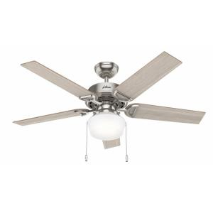 Viola - 52 Inch Ceiling Fan with Light Kit