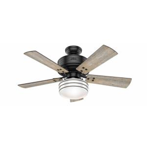 Cedar Key - 44 Inch Outdoor Ceiling Fan with Light Kit