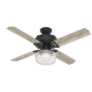 """Brunswick - 52"""" Ceiling Fan with Light Kit"""