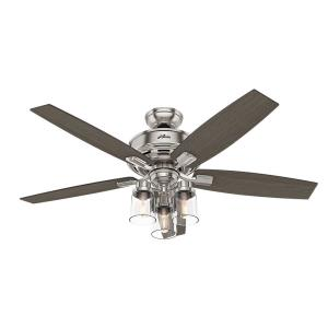 Bennett - 52 Inch Ceiling Fan with Light Kit