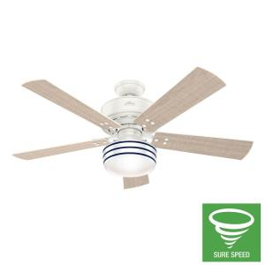 "Cedar Key - 52"" Outdoor Ceiling Fan with Light Kit"