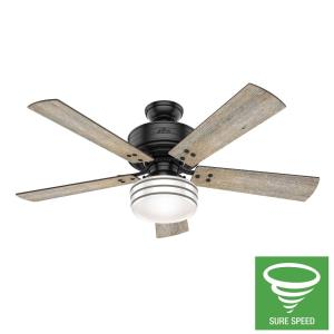 Cedar Key - 52 Inch Outdoor Ceiling Fan with Light Kit