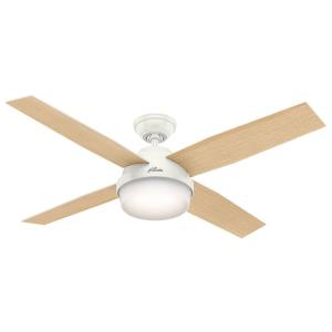 Dempsey - 52 Inch Ceiling Fan with Kit