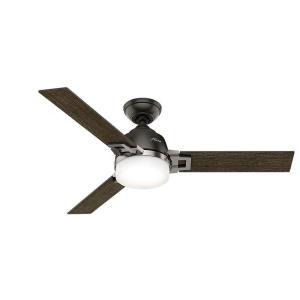 "Leoni - 48"" Ceiling Fan with Light Kit"