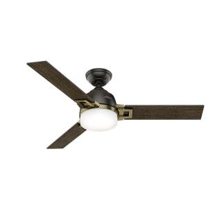 "Leoni - 48"" Ceiling Fan with Light Kit"