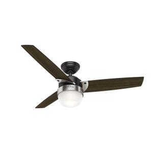 """Flare - 48"""" Ceiling Fan with Light Kit"""
