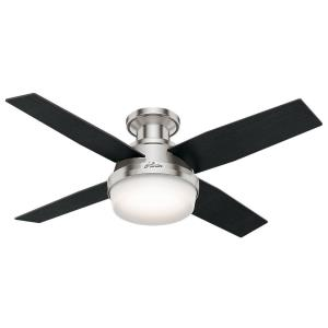 Dempsey - 44 Inch Ceiling Fan with Kit