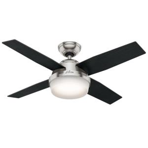 Dempsey - 44 Inch Ceiling Fan with Light Kit