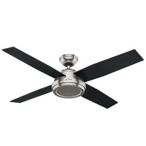 Dempsey - 52 Inch Ceiling Fan with Remote
